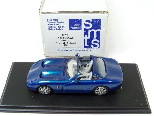 Picture Gallery for SMTS CL77 TVR Tuscan