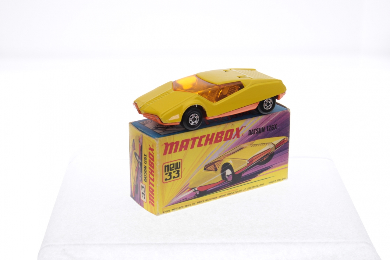 Matchbox 33d, Datsun 126X - Buy, Sell, Review & Free Price Guide #3326