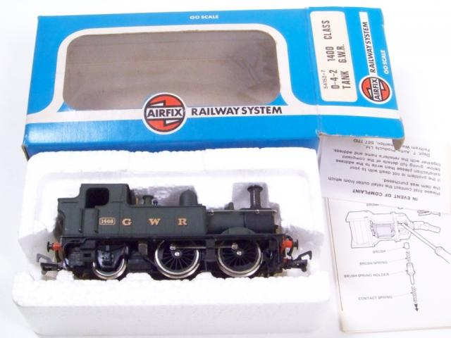 Picture Gallery for Airfix 54152 Tank Loco