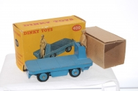 Dinky #400 - Bev Electric Truck - Blue