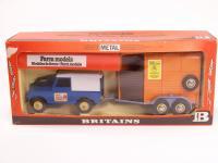 Land Rover & Horse Box