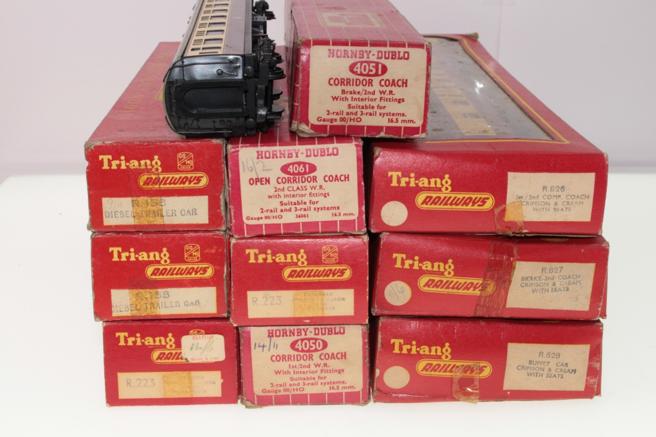 Picture Gallery for Hornby 99999 Bulk Lot