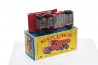 Matchbox #48c - Dodge Truck - Red (BPW)