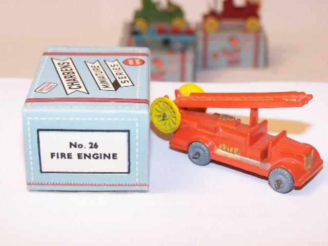 Picture Gallery for Charbens 26 Fire Engine