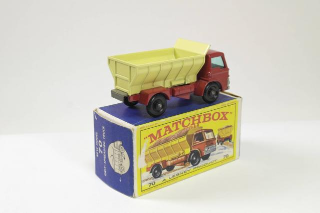 Picture Gallery for Matchbox 70b Ford Gritter