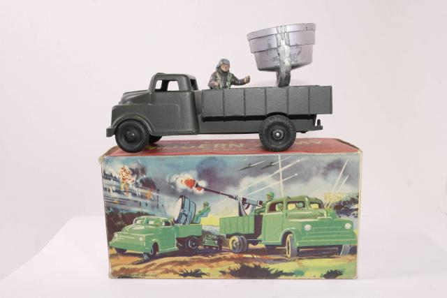 Picture Gallery for Lone Star A888 Searchlight Lorry