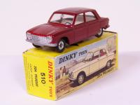 Picture Gallery for Dinky 510 Peugeot 204
