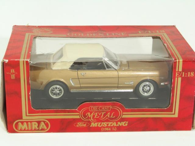 Picture Gallery for Mira 9112 1964 Mustang