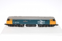 Picture Gallery for Trix 47170 Class 47 Locomotive