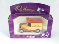 Cadbury's Delivery Van