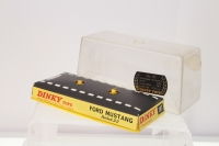 Dinky #161 - Ford Mustang Fastback - White