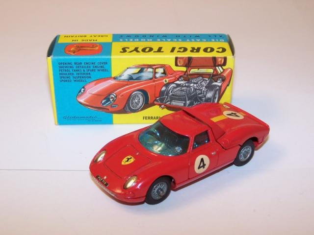 Picture Gallery for Corgi 314 Ferrari Le Mans