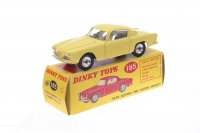 Dinky #185 - Alfa Romeo 1900 Super Sprint - Yellow
