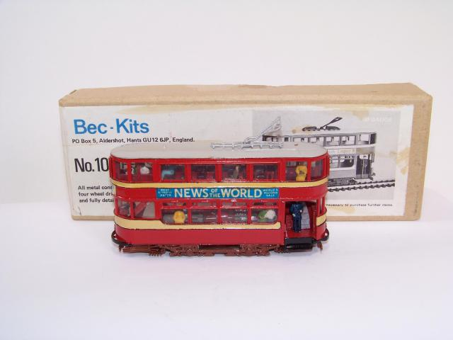 Picture Gallery for Bec  10 Tram Kit