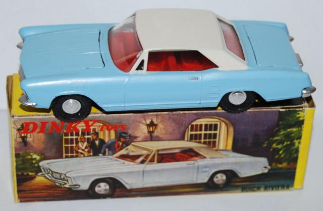 Picture Gallery for Dinky 57/1 Buick Riviera