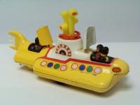 Picture Gallery for Corgi 803 Yellow Submarine