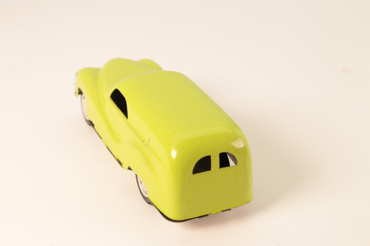 AMB # - Delivery Van/Friction - Lime Green
