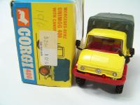Picture Gallery for Corgi 406 Mercedes Unimog