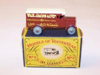 Picture Gallery for Matchbox Yesteryear Y7 Leyland 4 Ton Van
