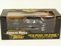Picture Gallery for ERTL 32756 1970 Buick Stage 1