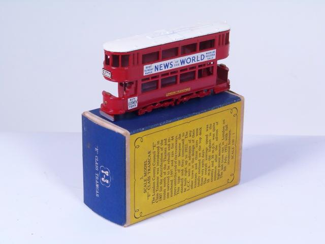 Picture Gallery for Matchbox Yesteryear Y3 Tramcar