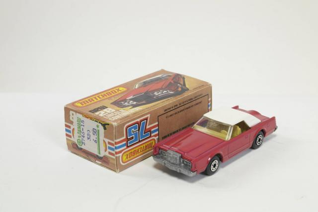 Picture Gallery for Matchbox 28f Lincoln Continental