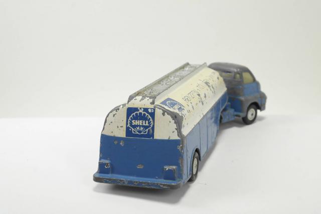 Corgi #1110 - Bedford Tanker - Blue - Shell Benzeen