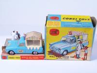 Picture Gallery for Corgi 447 Walls Ice Cream Van