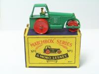 Picture Gallery for Matchbox 1b Diesel Road Roller