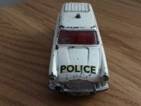Corgi #419 - Ford Zephyr Police - Cream