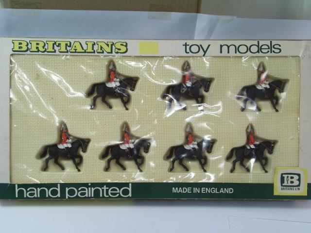 VINTAGE ACTION MAN 40th LOOSE HORSE NO BOX FOR LIFEGUARD BLUES /& ROYALS LANCER