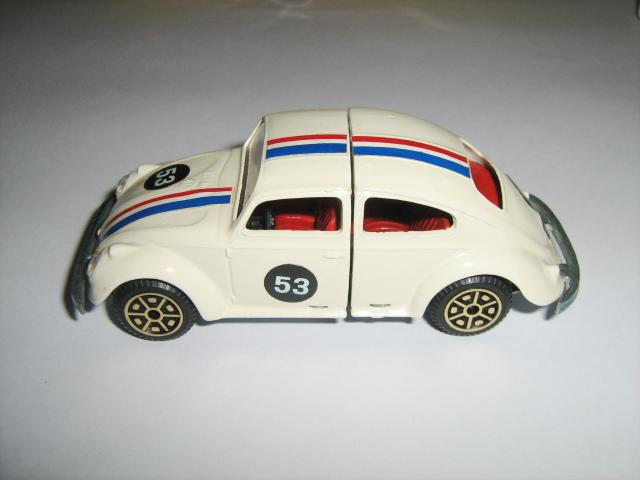 Picture Gallery for Polistil W2 Herbie Beetle