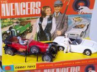 Picture Gallery for Corgi 40 Avengers Set