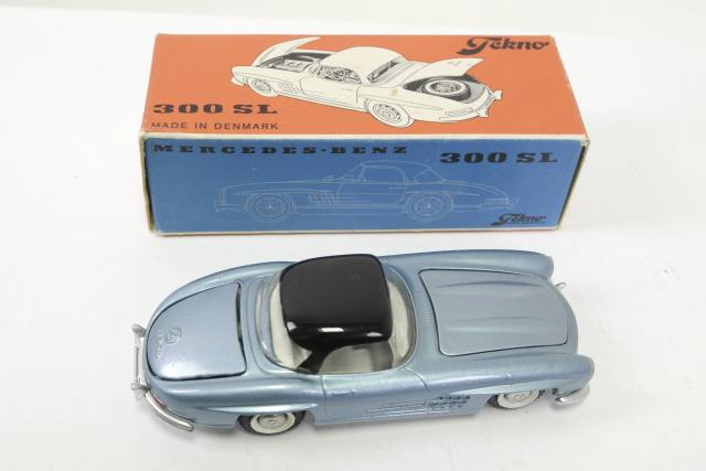 Picture Gallery for Tekno 924 Mercedes Benz 300SL