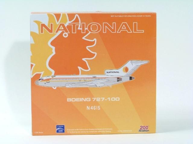 Picture Gallery for Aviation 200 AV2721002 Boeing 727-100