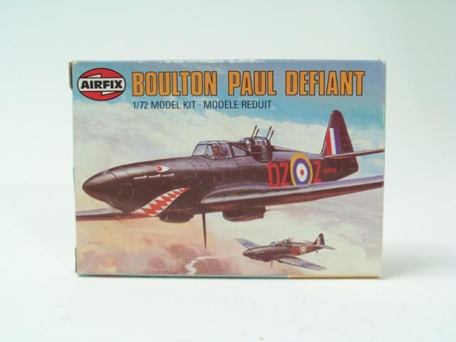 Picture Gallery for Airfix 61031-g Boulton Paul Defiant
