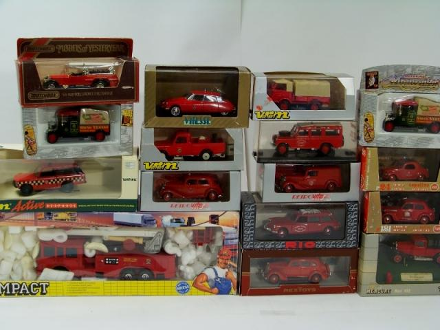 Picture Gallery for Trade-Mixed Lot 0 Fire Service Vehicles