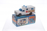 Picture Gallery for Matchbox 41e AMBULANCE