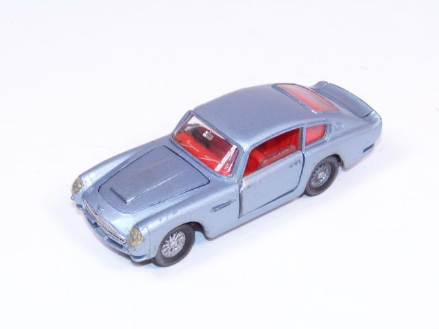 Dinky 153 Aston Martin Db6 Free Price Guide Review