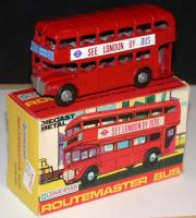 Picture Gallery for Lone Star 1259 Routemaster Bus