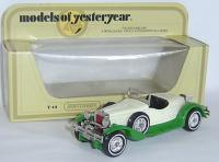 Picture Gallery for Matchbox Yesteryear Y14 1931 STUTZ BEARCAT