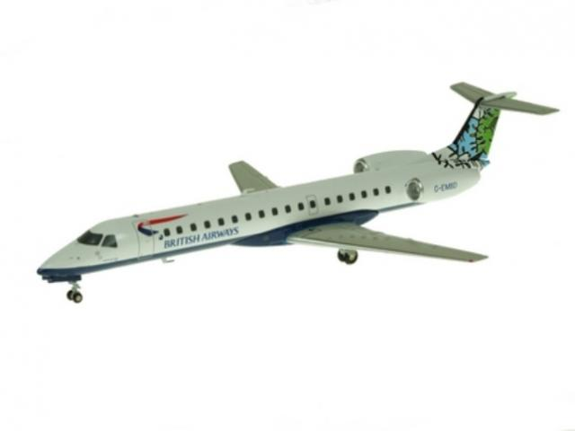 Picture Gallery for Inflight IF145005 ERJ-145EU