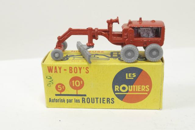 Picture Gallery for Way-Boys 8 Road Grader