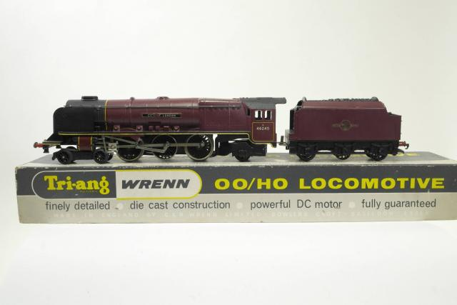 Picture Gallery for Wrenn W2226 Locomotive - City of London