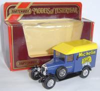 1929 Morris Cowley Van