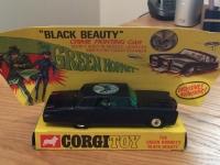 Corgi #268 - Green Hornet - Black