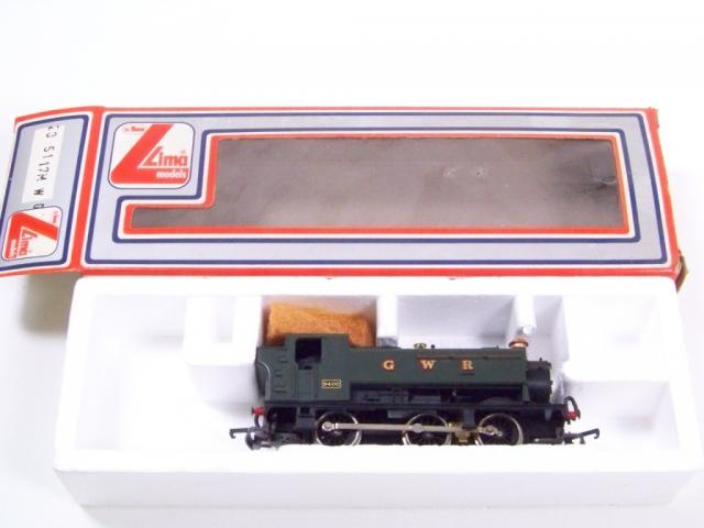 Picture Gallery for Lima 5117M Tank Loco