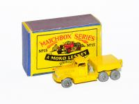 Picture Gallery for Matchbox 15a Diamond T Prime Mover