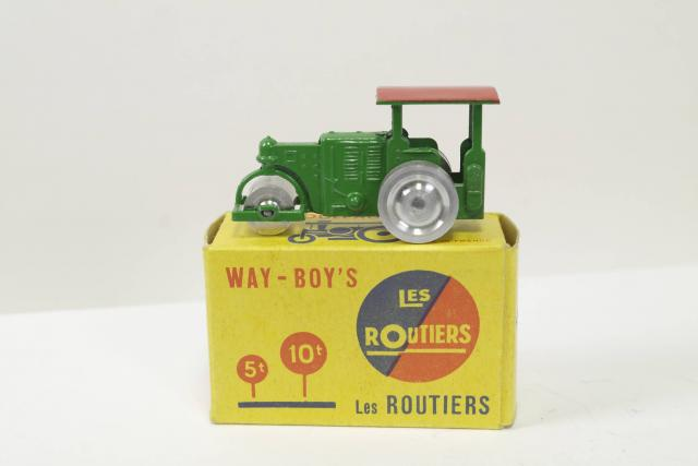 Picture Gallery for Way-Boys 7 Steam Roller