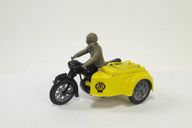 Picture Gallery for Benbros 6 AA Patrol Motorcycle